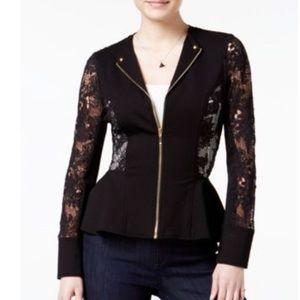 Xoxo lace medium jacket